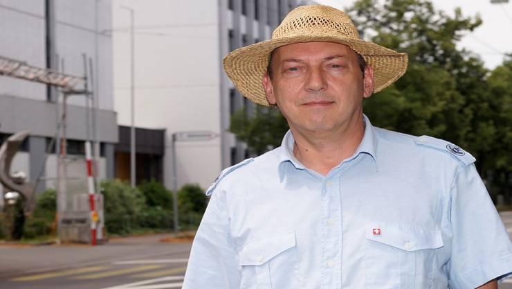 Thomas Erlemann will anstatt der Scientology-Kirche ein Quartierzentrum an der Burgfelderstrasse.