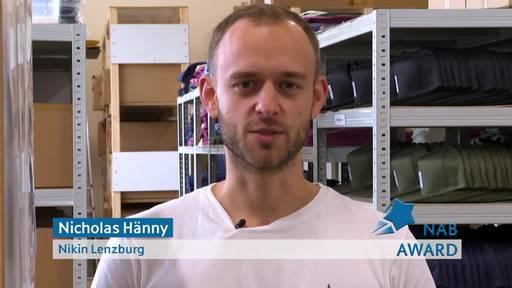 NAB-Kandidat 2019: Nicholas Hänny