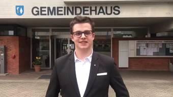 Andreas Leupi: «Nur weil ich der Jüngste bin, heisst es nicht, dass ich automatisch nur für die Jungen politisiere»