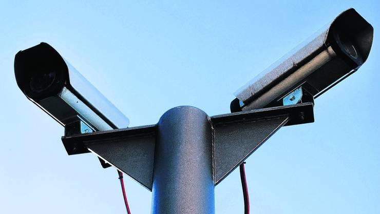 Schon bald sollen in Zürich Schulhäuser mit Überwachungskameras ausgerüstet werden