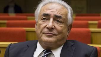 Dominique Strauss-Kahn wird Verwaltungsrat (Archiv)