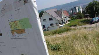 Bis zu 30 Prozent soll die Mehrwertabgabe im Kanton betragen, wenn es nach der Aargauer Regierung geht. (Archivbild)