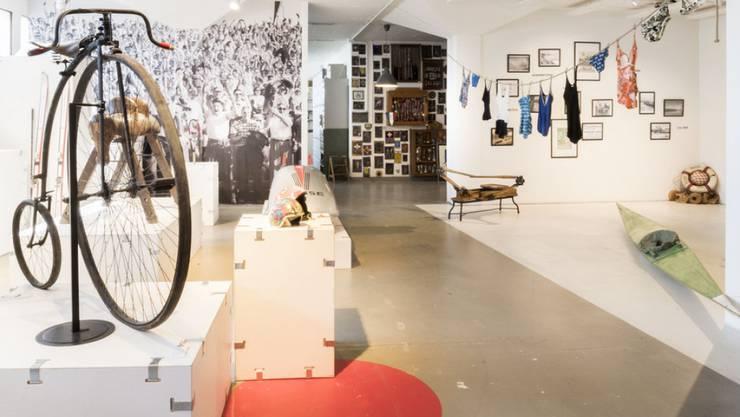 Das Schweizer Sportmuseum wollte Sportobjekte mitsamt ihrem historischen und gesellschaftlichen Zusammenhängen sammeln, aufbereiten und präsentieren. Doch dann ist ihm das Geld ausgegangen. (Archivbild)