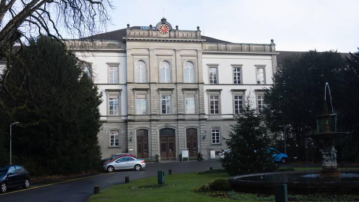 Die Psychiatrische Klinik Königsfelden. (Archiv)