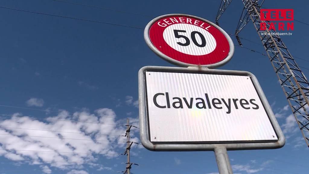 """Deutliches """"Ja"""": 50-Seelendorf Clavaleyers darf den Kanton wechseln"""