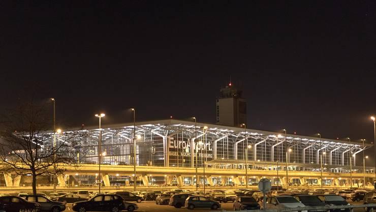 Den Landrat beschäftigt das Thema Fluglärm in den Randstunden am Euro-Airport.