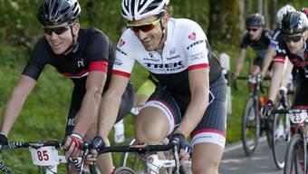 Fabian Cancellara gab in Norwegen sein Comeback