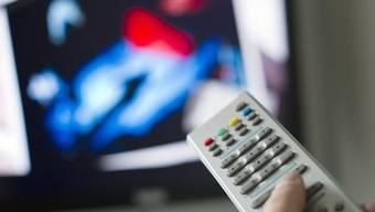 Im Grossraum Bern fiel das Fernsehsignal aus (Symbolbild)