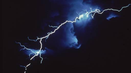 Erneutes Unwetter: Am Freitag kommt es zu Hagel und Starkregen