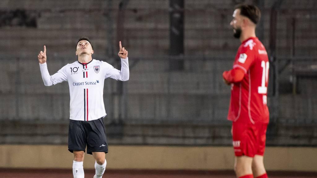 FC Aarau zeigt souveränes Spiel gegen Lausanne