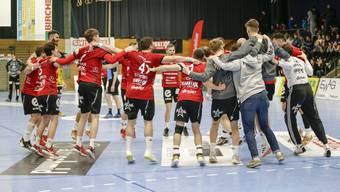 Impressionen vom dritten Aargauer NLA-Derby der Saison 2019/20