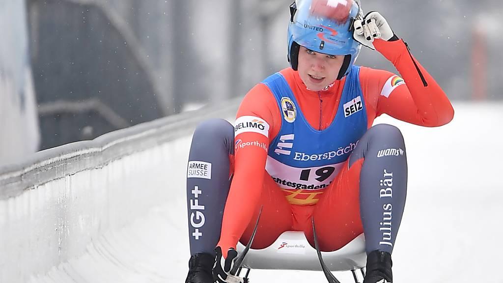 Schlittler kehren nach neun Jahren nach St. Moritz zurück