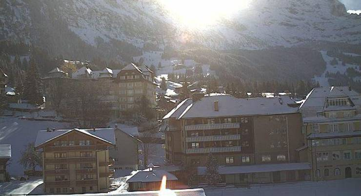 Wengen im Berner Oberland