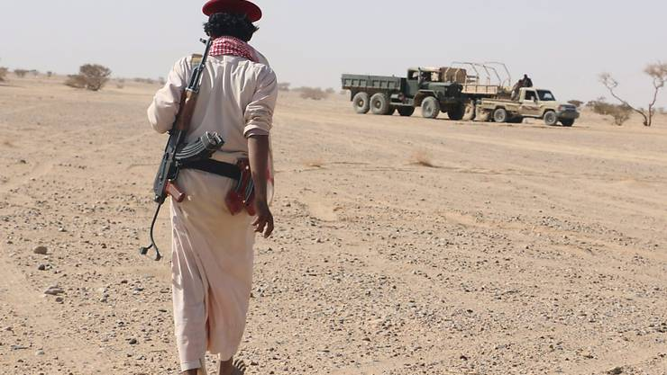 Eine Kommission soll dafür sorgen, dass die Waffenruhe im Jemen besser eingehalten wird. (Archiv)