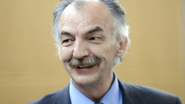 Heinz Hammer, Präsident Solothurner Schiesssportverband