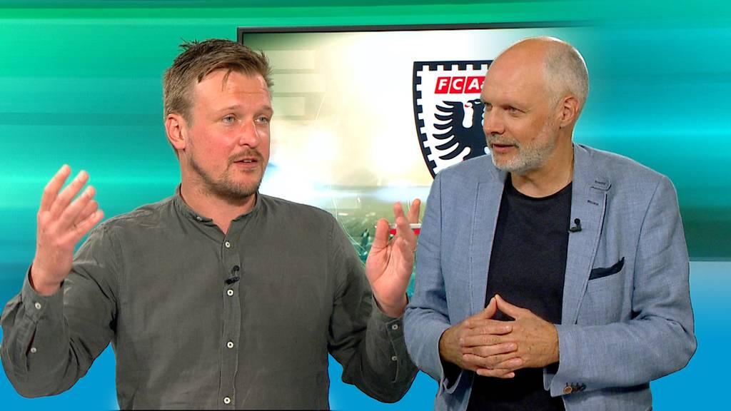Der FC Aarau bleibt eine Wundertüte