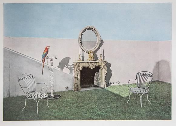 Le Corbusier: «Dachwohnung für Carlos de Beistegui». (zvg / Vitra Design Museum)