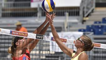 Der Höhepunkt der AEW Beach Trophy findet dieses Wochenende in Menziken statt. (Symbolbild)
