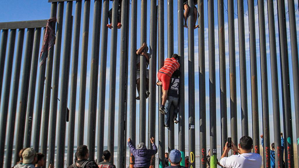 Rückführung von Migranten: USA weiten umstrittene Regelung aus