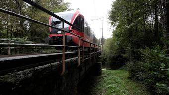 Eine Frequenzsteigerung auf der Linie Solothurn-Moutier nennt Anita Panzer als möglichen Verwendungszweck der Fördergeld.