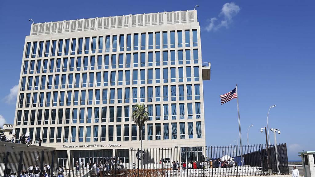 Pestizide mögliche Ursache für erkrankte Diplomaten in Kuba