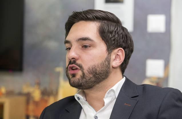 Cédric Wermuth: «Wir stellen mit Begeisterung fest, dass im Wahljahr plötzlich alle für Lohnschutz sind.»