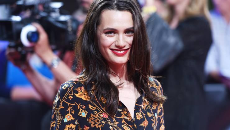 Kann ihren Award an der Berlinale abholen: Schauspielerin Ella Rumpf.