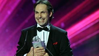 Freddy Nock bei der Preisverleihung des SwissAward im Januar (Archiv)