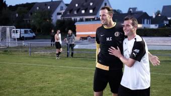"""Das """"Legendenspiel"""": Marco Streller gegen Alex Frei"""