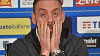 Spielt künftig nicht mehr für Italien: Daniele De Rossi