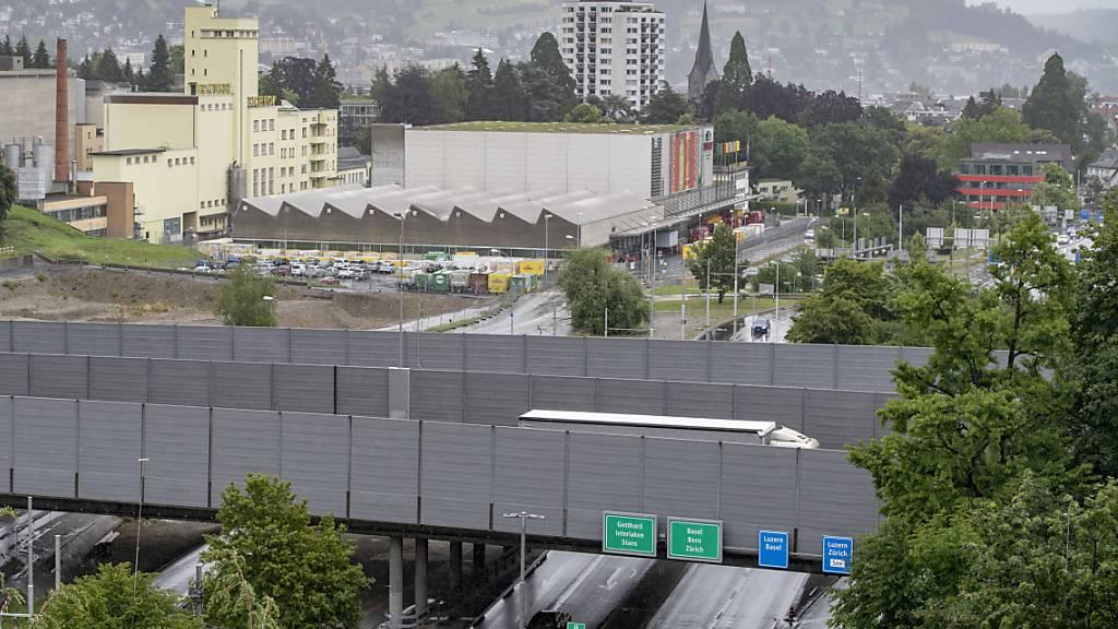 Stadtregierung reicht Einsprache gegen Bypass Luzern ein