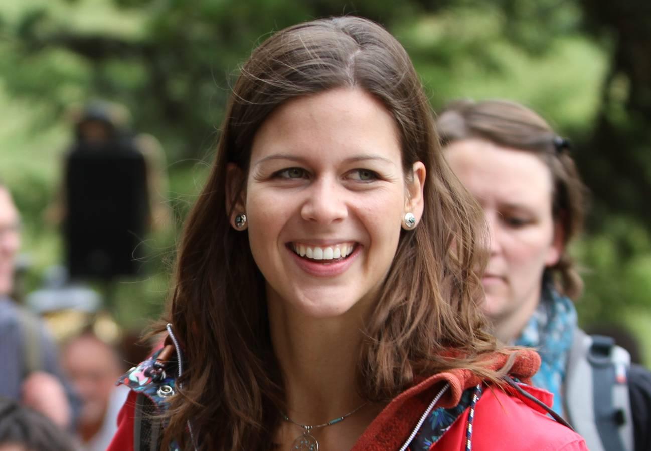 Melanie Oesch (© Ignaz Good)