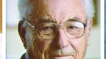 Der Physiker Willard S. Boyle (Archiv)