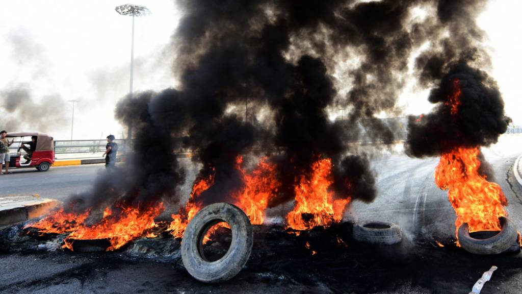 Mindestens neun Tote und hunderte Verletzte bei Protesten im Irak