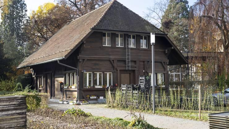 Im Gärtnerhaus im hinteren Kurpark soll ein Gemeinschaftszentrum für das Römerquartier entstehen.