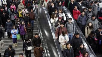Die Bevölkerung wächst nicht überalle gleich schnell
