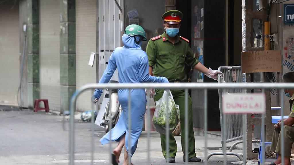 Vietnam befürchtet grösseren Corona-Ausbruch