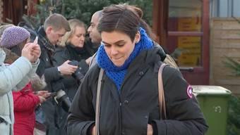 Kurz vor dem Anschlag fuhr Schlangenfrau Nina Burri am Weihnachtsmarkt in Berlin vorbei. Sie hatte sogar einen Besuch in Betracht gezogen.