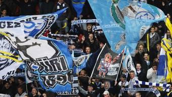Die Fans des FC Zürich könnten die Meisterschaft gebührend feiern. (Archiv)