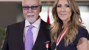 René Angélil, Mann von Sängerin Céline Dion, ist nach längerer Krankheit gestorben. (Archivbild)