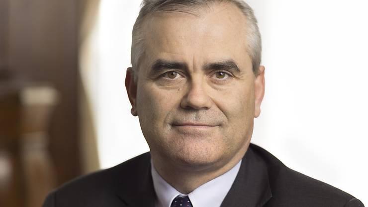 Thomas Gottstein, CS-Chef, beendet die Geschichte der Neuen Aargauer Bank, NAB.