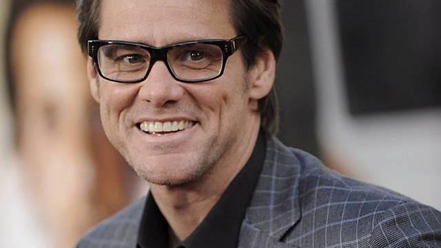 Ist Opa geworden: US-Schauspieler Jim Carrey (Archiv)