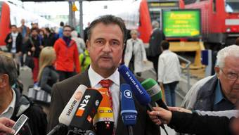 """""""Mindestens sieben Tage Pause"""": GDL-Chef Weselsky (Archiv)"""