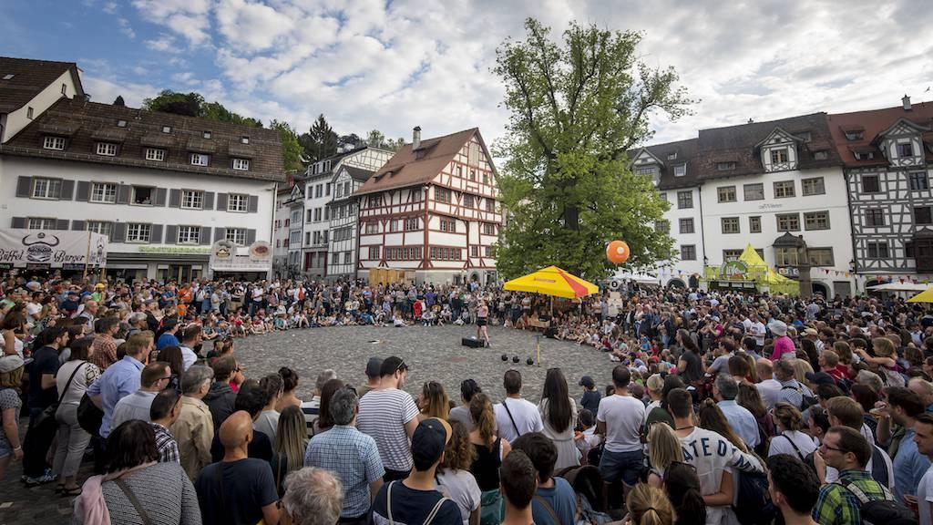 Aufgetischt St.Gallen - Street Music & Arts