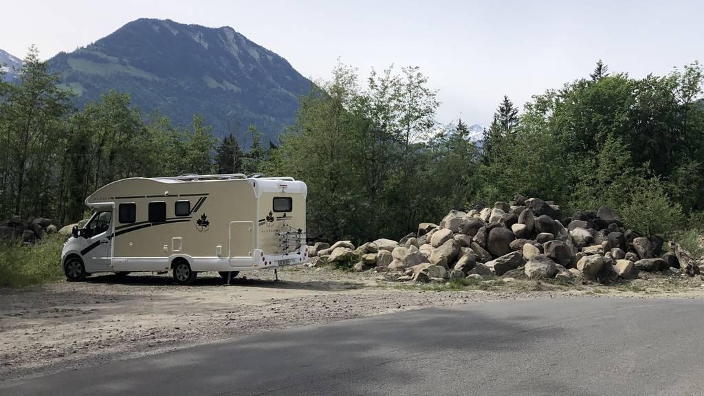 Das müsst ihr beim Campen in der Natur wissen