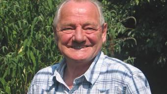 Ein Leben als Lehrer: Oskar Rünzi unterrichtete 39 Jahre lang als Sekundarlehrer in Buchs.