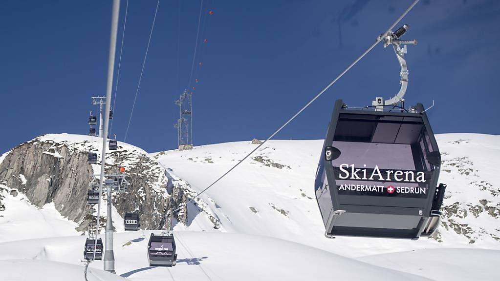 Rainer Flaig muss die SkiArena Andermatt-Sedrun verlassen.