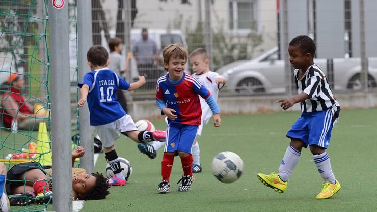 Manchmal sind es die Eltern, die davon träumen, dass ihre Kinder zu Sportstars werden. (Symbolbild)