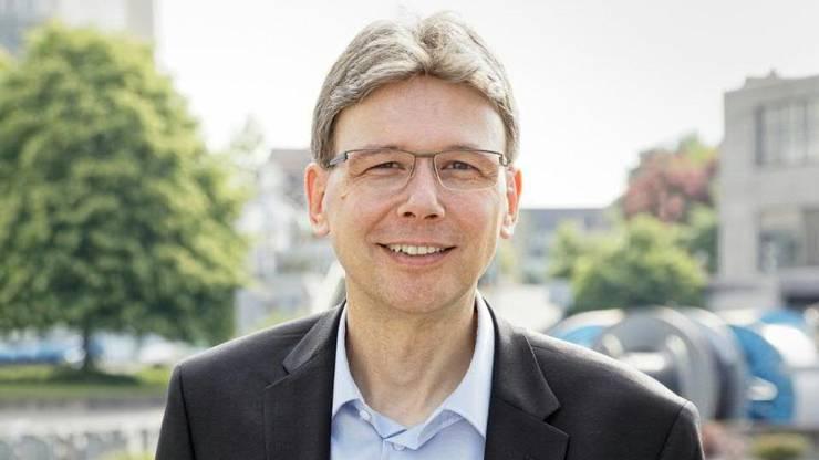 Auf Anhieb in den Aargauer Regierungsrat gewählt: Dieter Egli (SP).