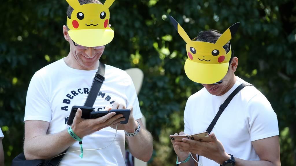 Virtuelles Jagen ist wieder beliebt
